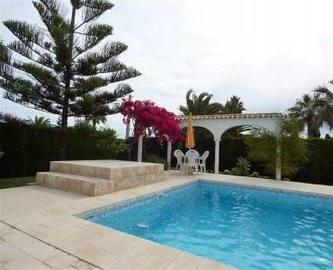 Dénia,Alicante,España,3 Bedrooms Bedrooms,2 BathroomsBathrooms,Chalets,17117