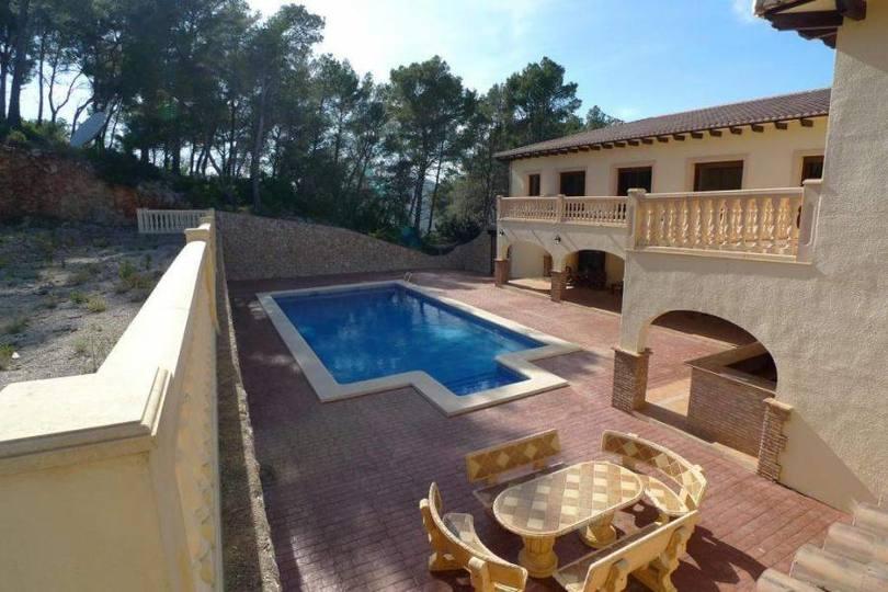 Llíber,Alicante,España,9 Bedrooms Bedrooms,8 BathroomsBathrooms,Chalets,17120