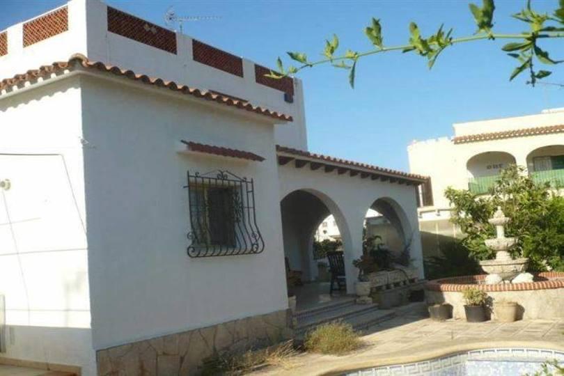 Dénia,Alicante,España,5 Bedrooms Bedrooms,3 BathroomsBathrooms,Chalets,17122