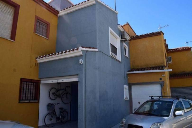 Dénia,Alicante,España,3 Bedrooms Bedrooms,2 BathroomsBathrooms,Chalets,17127