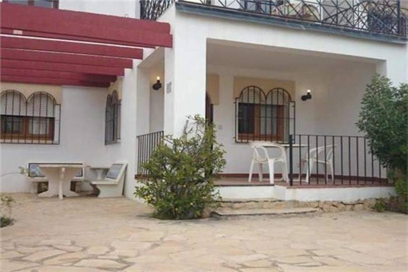 Calpe,Alicante,España,2 Bedrooms Bedrooms,1 BañoBathrooms,Chalets,17130