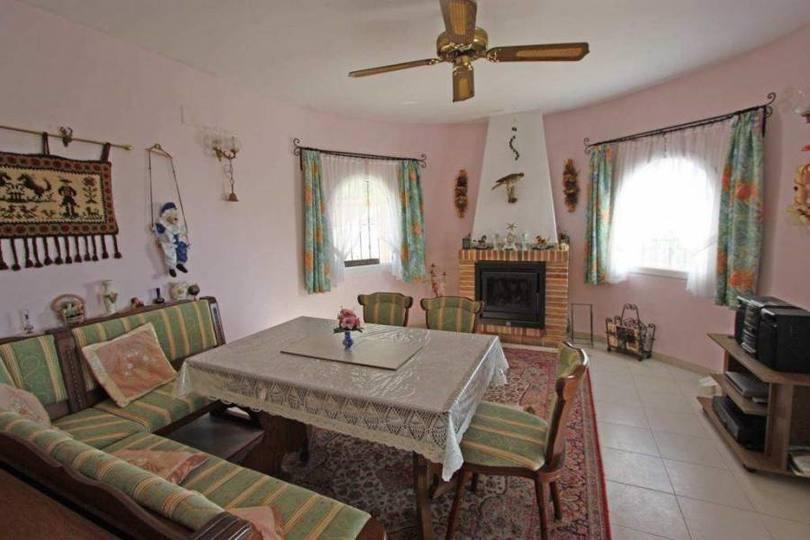 Murla,Alicante,España,2 Bedrooms Bedrooms,2 BathroomsBathrooms,Chalets,17131