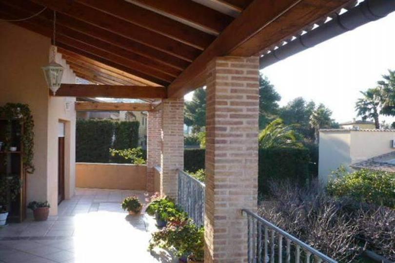 Dénia,Alicante,España,5 Bedrooms Bedrooms,4 BathroomsBathrooms,Chalets,17140