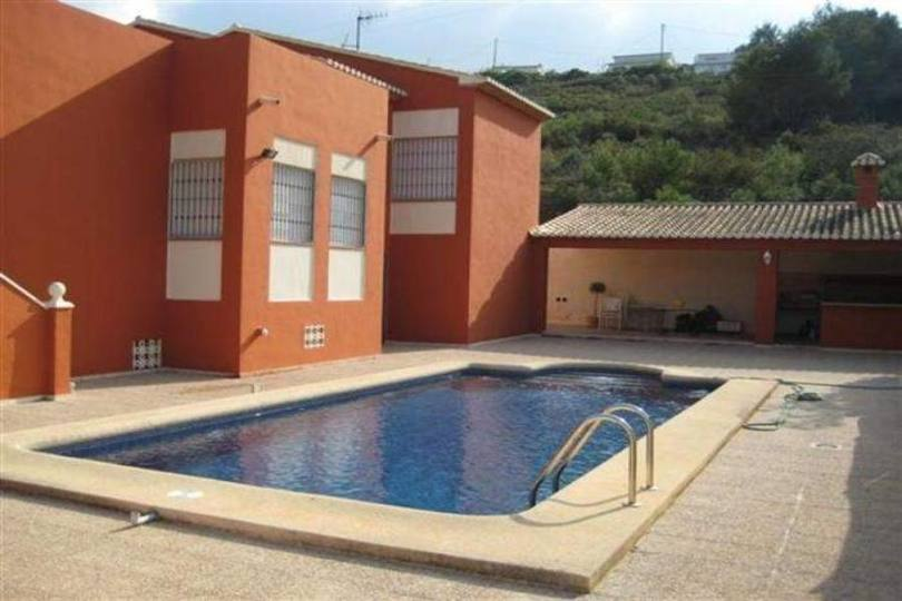 Dénia,Alicante,España,5 Bedrooms Bedrooms,3 BathroomsBathrooms,Chalets,17142