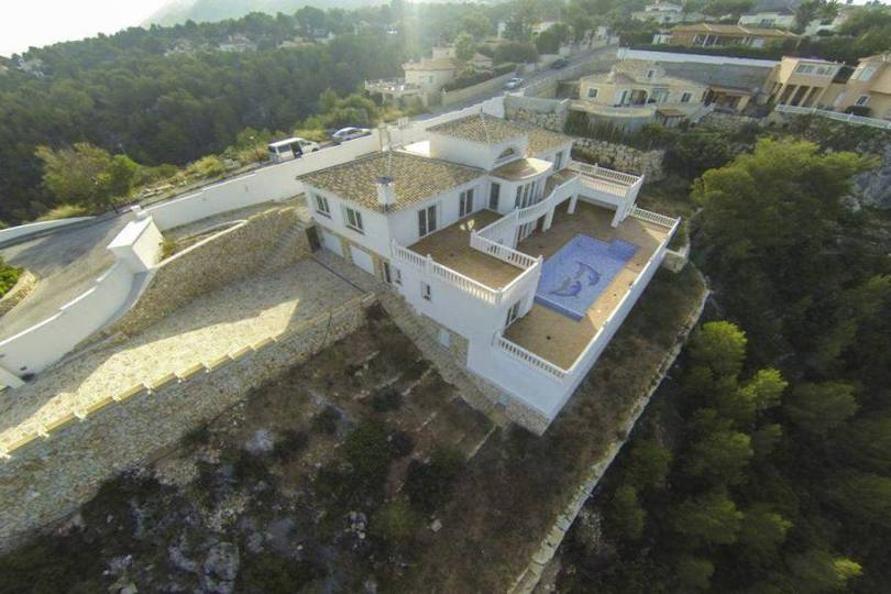 Dénia,Alicante,España,6 Bedrooms Bedrooms,4 BathroomsBathrooms,Chalets,17156