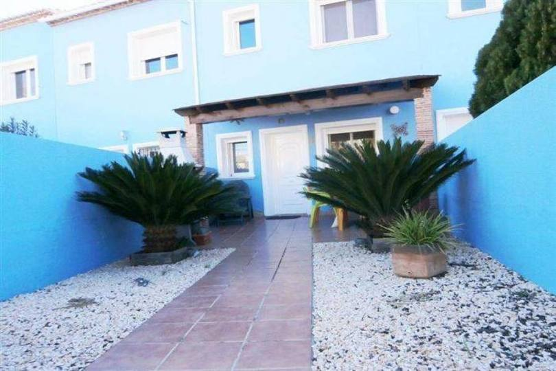 Beniarbeig,Alicante,España,3 Bedrooms Bedrooms,2 BathroomsBathrooms,Chalets,17164