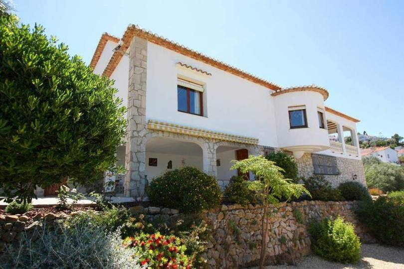 Orba,Alicante,España,6 Bedrooms Bedrooms,4 BathroomsBathrooms,Chalets,17171