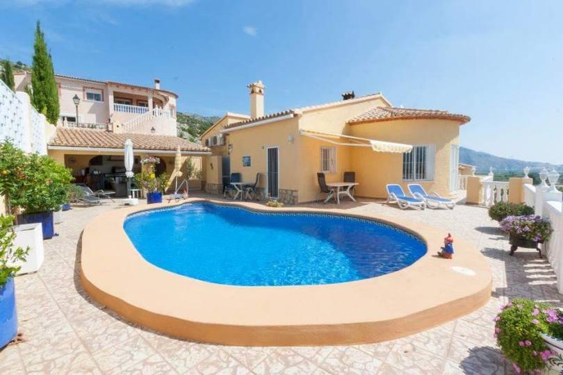 Tormos,Alicante,España,4 Bedrooms Bedrooms,3 BathroomsBathrooms,Chalets,17172