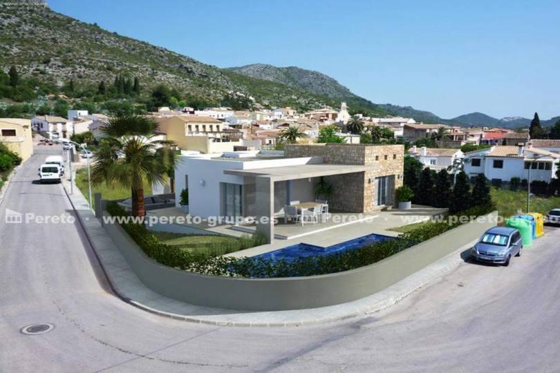 Tormos,Alicante,España,2 Bedrooms Bedrooms,2 BathroomsBathrooms,Chalets,17178