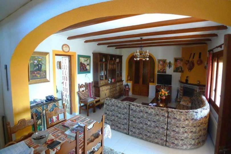 Moraira,Alicante,España,7 Bedrooms Bedrooms,3 BathroomsBathrooms,Chalets,17180