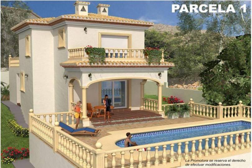 Tormos,Alicante,España,3 Bedrooms Bedrooms,2 BathroomsBathrooms,Chalets,17186