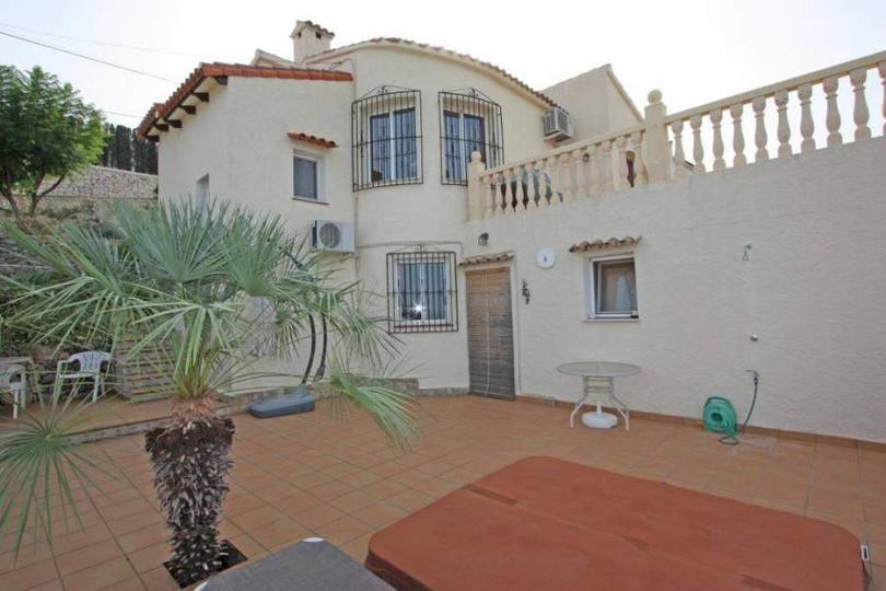 Benidoleig,Alicante,España,3 Bedrooms Bedrooms,2 BathroomsBathrooms,Chalets,17193