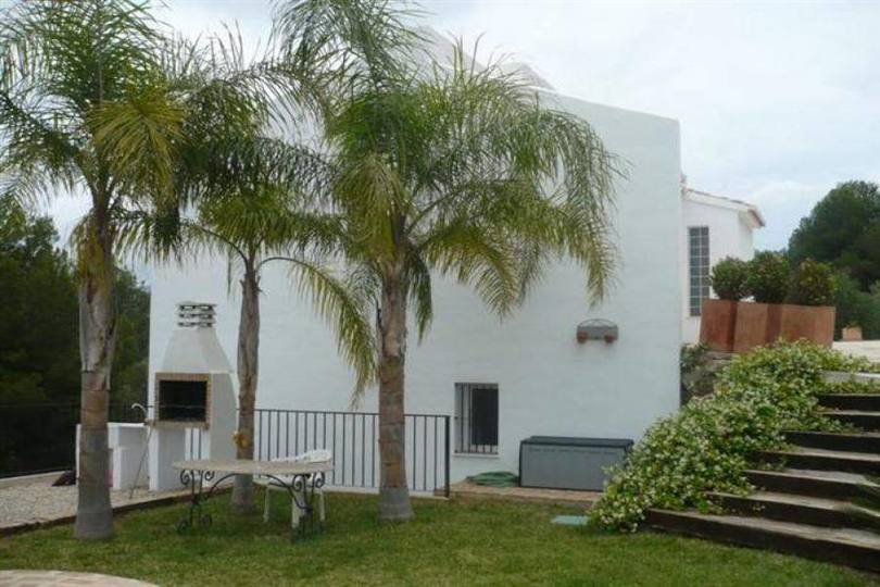 Pedreguer,Alicante,España,4 Bedrooms Bedrooms,3 BathroomsBathrooms,Chalets,17194