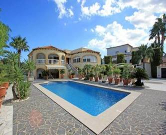 Dénia,Alicante,España,5 Bedrooms Bedrooms,3 BathroomsBathrooms,Chalets,17195