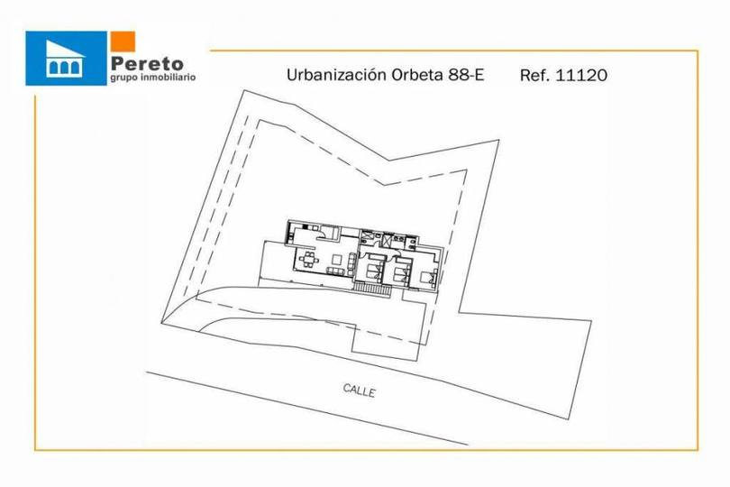 Orba,Alicante,España,3 Bedrooms Bedrooms,2 BathroomsBathrooms,Chalets,17197