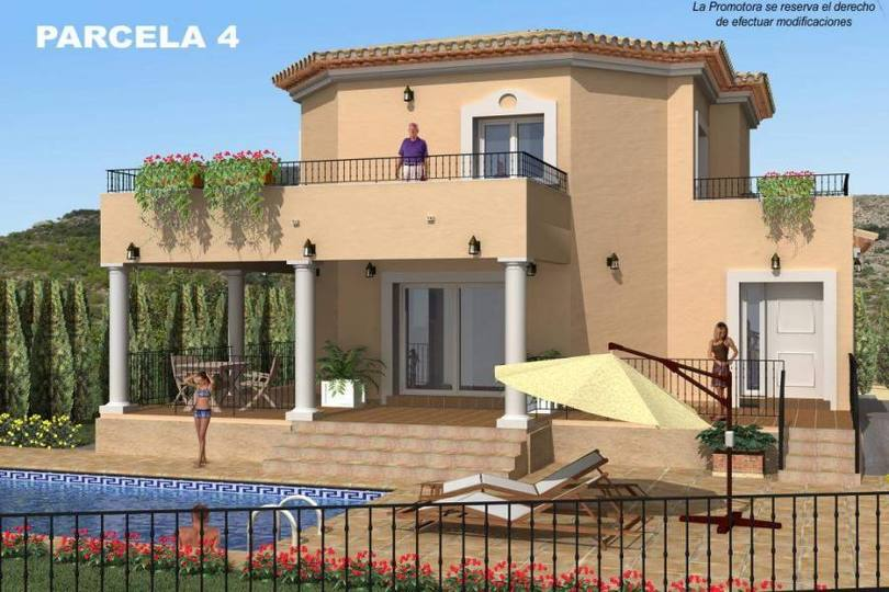 Tormos,Alicante,España,3 Bedrooms Bedrooms,1 BañoBathrooms,Chalets,17202