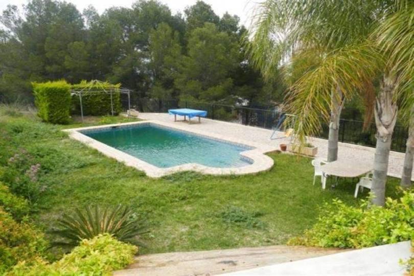 Pedreguer,Alicante,España,4 Bedrooms Bedrooms,3 BathroomsBathrooms,Chalets,17205