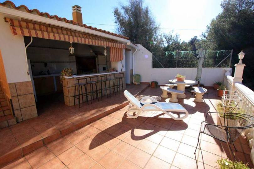 Dénia,Alicante,España,4 Bedrooms Bedrooms,3 BathroomsBathrooms,Chalets,17220