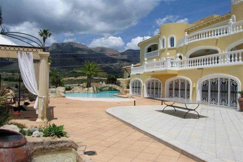 Altea,Alicante,España,7 Bedrooms Bedrooms,12 BathroomsBathrooms,Chalets,17232