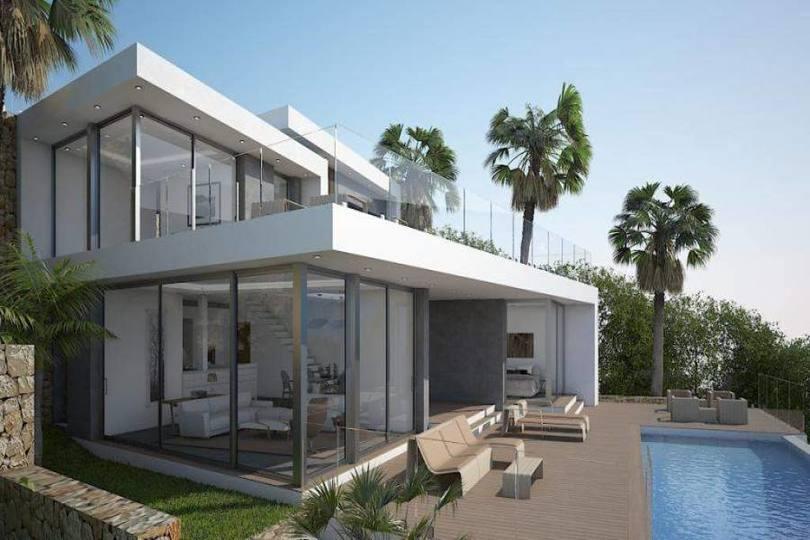 Alcalalí,Alicante,España,4 Bedrooms Bedrooms,5 BathroomsBathrooms,Chalets,17235