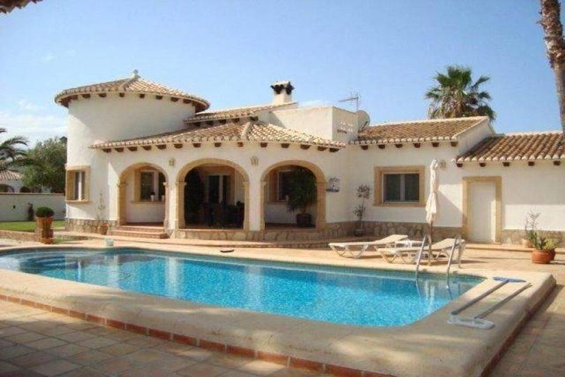 El Verger,Alicante,España,3 Bedrooms Bedrooms,2 BathroomsBathrooms,Chalets,17236
