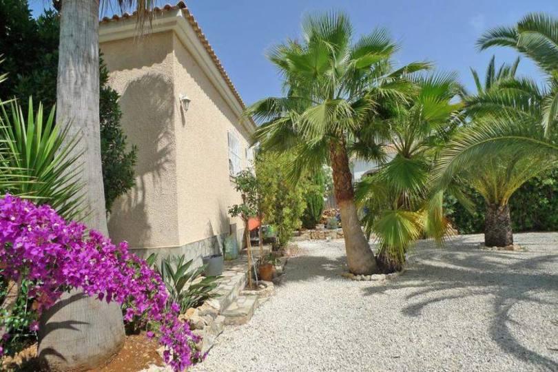 Jalon-Xalo,Alicante,España,2 Bedrooms Bedrooms,2 BathroomsBathrooms,Chalets,17238