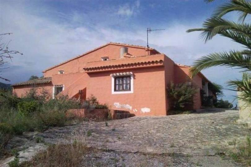 Benissa,Alicante,España,4 Bedrooms Bedrooms,1 BañoBathrooms,Chalets,17247