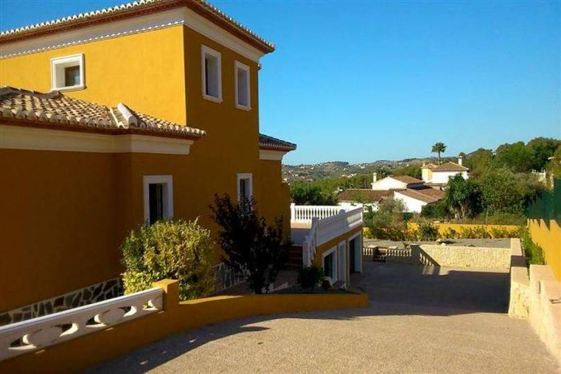 Javea-Xabia,Alicante,España,5 Bedrooms Bedrooms,5 BathroomsBathrooms,Chalets,17253