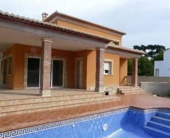 Dénia,Alicante,España,3 Bedrooms Bedrooms,3 BathroomsBathrooms,Chalets,17265