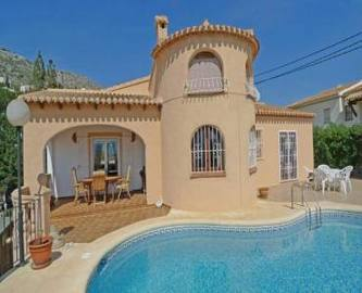 Sanet y Negrals,Alicante,España,5 Bedrooms Bedrooms,3 BathroomsBathrooms,Chalets,17272