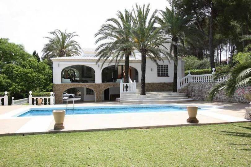 Javea-Xabia,Alicante,España,8 Bedrooms Bedrooms,8 BathroomsBathrooms,Chalets,17285