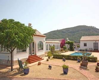 Murla,Alicante,España,3 Bedrooms Bedrooms,3 BathroomsBathrooms,Chalets,17286
