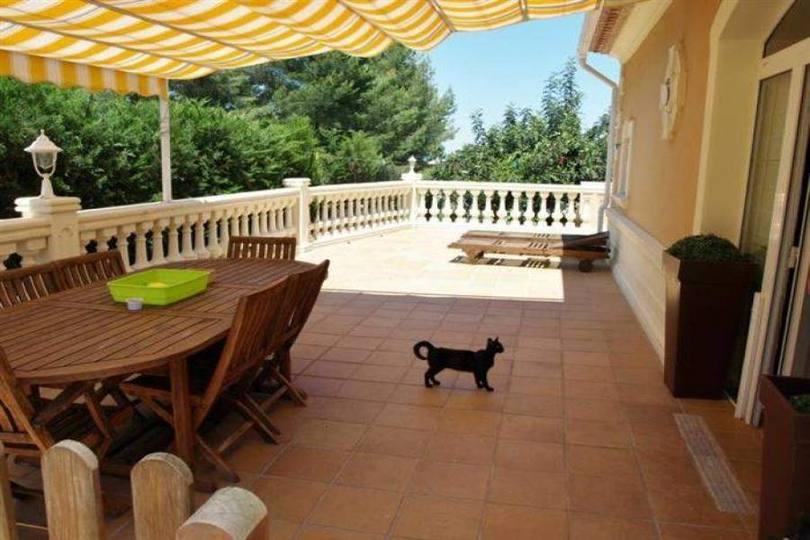 Dénia,Alicante,España,5 Bedrooms Bedrooms,5 BathroomsBathrooms,Chalets,17289