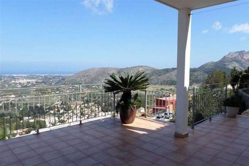 Pedreguer,Alicante,España,3 Bedrooms Bedrooms,3 BathroomsBathrooms,Chalets,17292