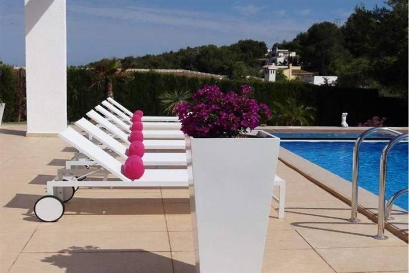 Javea-Xabia,Alicante,España,5 Bedrooms Bedrooms,6 BathroomsBathrooms,Chalets,17303