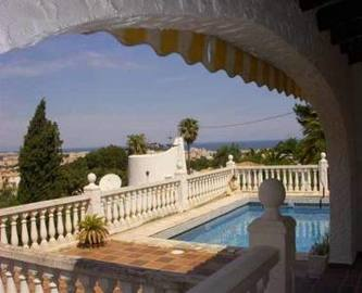 Dénia,Alicante,España,6 Bedrooms Bedrooms,5 BathroomsBathrooms,Chalets,17308