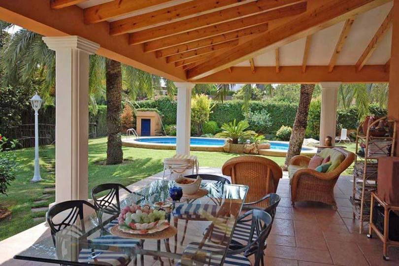 Javea-Xabia,Alicante,España,5 Bedrooms Bedrooms,3 BathroomsBathrooms,Chalets,17315