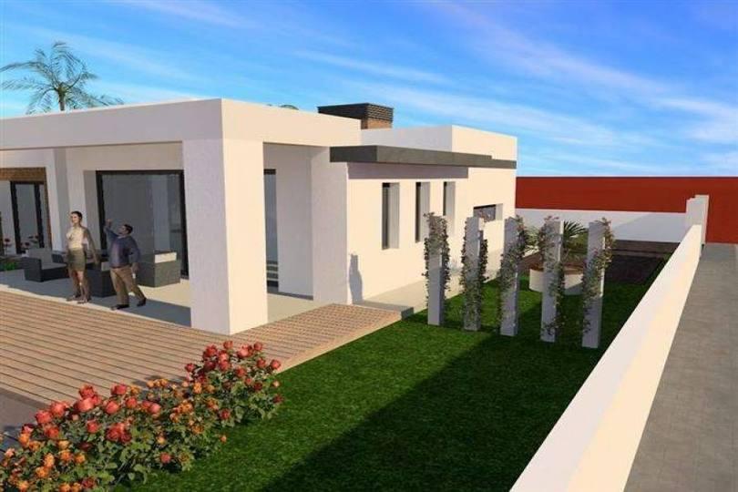 Moraira,Alicante,España,3 Bedrooms Bedrooms,4 BathroomsBathrooms,Chalets,17323
