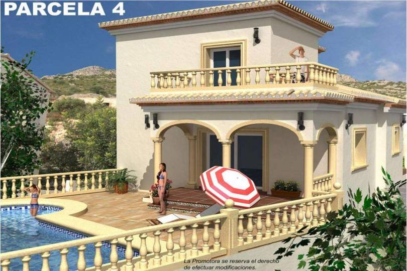 Tormos,Alicante,España,3 Bedrooms Bedrooms,1 BañoBathrooms,Chalets,17329
