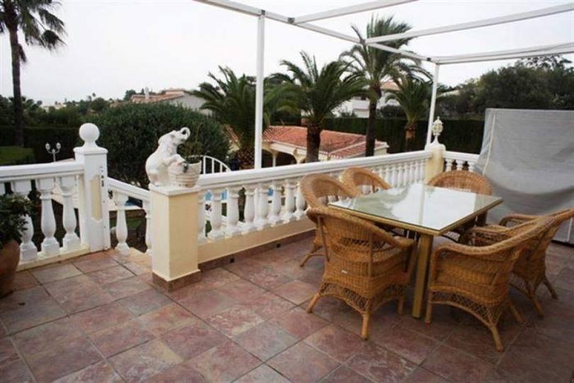 Dénia,Alicante,España,5 Bedrooms Bedrooms,4 BathroomsBathrooms,Chalets,17332