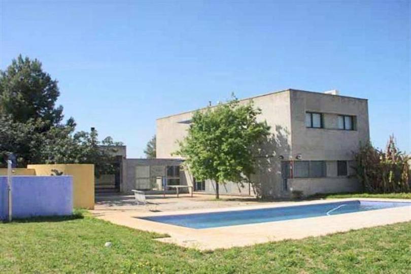 Dénia, Alicante, España, 6 Bedrooms Bedrooms, ,3 BathroomsBathrooms,Chalets,Venta,17333