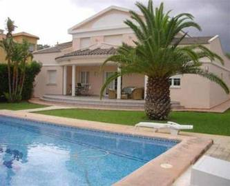 Dénia,Alicante,España,4 Bedrooms Bedrooms,4 BathroomsBathrooms,Chalets,17340