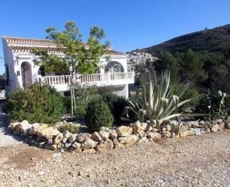 Murla,Alicante,España,4 Bedrooms Bedrooms,4 BathroomsBathrooms,Chalets,17341