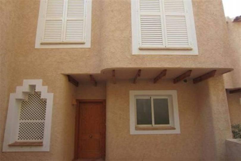 Benissa,Alicante,España,3 Bedrooms Bedrooms,3 BathroomsBathrooms,Chalets,17349