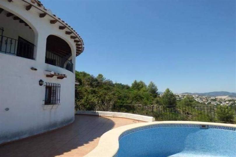 Pego,Alicante,España,4 Bedrooms Bedrooms,3 BathroomsBathrooms,Chalets,17373