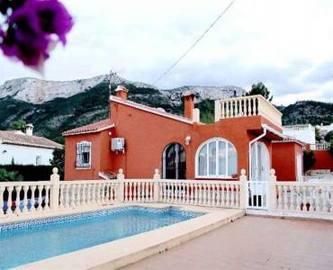 Dénia,Alicante,España,2 Bedrooms Bedrooms,3 BathroomsBathrooms,Chalets,17374