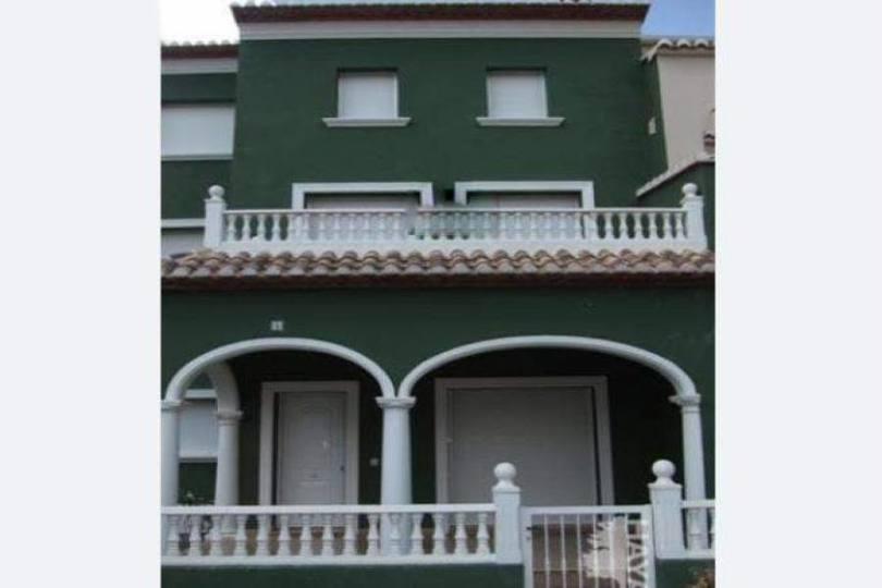 El Rafol d'Almunia,Alicante,España,3 Bedrooms Bedrooms,2 BathroomsBathrooms,Chalets,17378