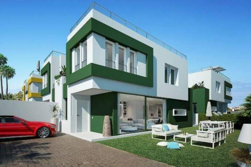 Dénia,Alicante,España,2 Bedrooms Bedrooms,3 BathroomsBathrooms,Chalets,17389