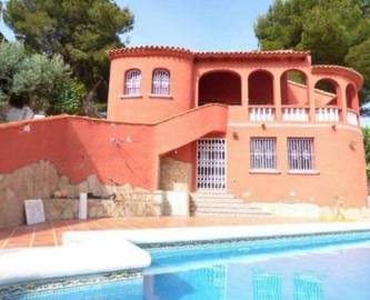 Dénia,Alicante,España,4 Bedrooms Bedrooms,3 BathroomsBathrooms,Chalets,17391