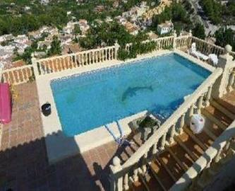Pedreguer,Alicante,España,3 Bedrooms Bedrooms,2 BathroomsBathrooms,Chalets,17393